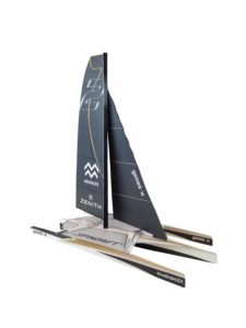Maquette Maxi Spindrift 2