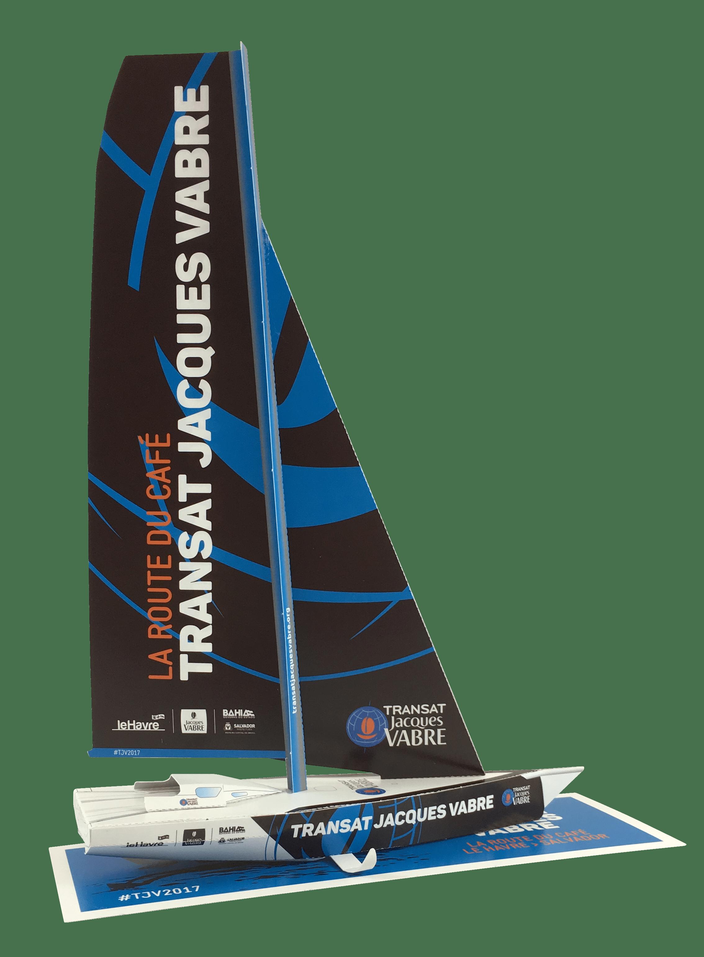 IMG_3981.png - Maquette en papier de la Transat Jacques Vabre 2017