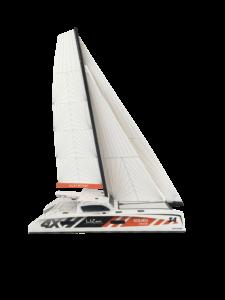 Maquette Catamaran Outremer 4X